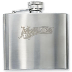 Stainless steel flask, 5