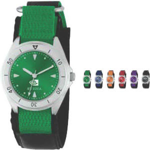 Analog watch with unisex