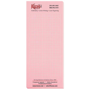 Promotional Jotters/Memo Pads-PP6-25