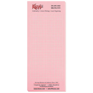 Promotional Jotters/Memo Pads-PP6-50