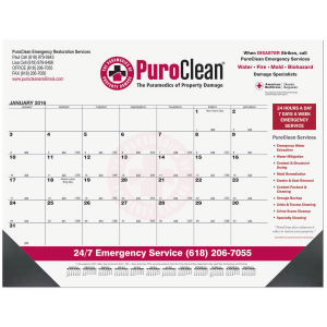 Promotional Calendar Pads-DDP4B