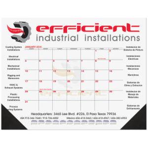Promotional Calendar Pads-DDP1C