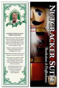 Promotional Bookmarks-2616L
