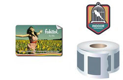 Promotional Labels, Decals, Stickers-WST0601IP