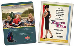 Promotional Post Cards-2004UX