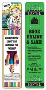 Promotional Bookmarks-2602L