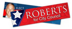 Promotional Bumper Stickers-2002006V