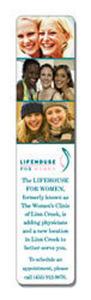 Promotional Bookmarks-2601L