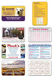 Promotional Information/ID Cards-2104U