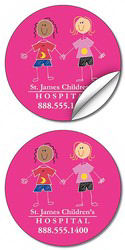 Promotional Labels, Decals, Stickers-2009001V