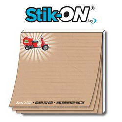 Promotional Note/Memo Pads-SP4425