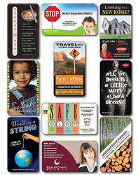Promotional Business Card Magnets-841000225