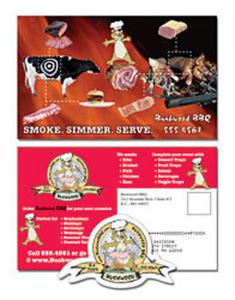 Magna-Seal Postcard - Custom