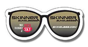 Magnet - EyeGlasses Shape