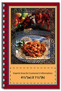 Promotional Cookbooks-RB 015