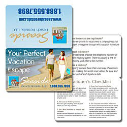 Promotional Information/ID Cards-2400U