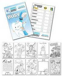 Promotional Coloring Books-5703006U