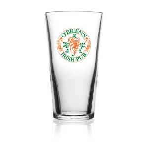 Promotional Drinking Glasses-PINT
