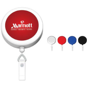 Promotional Retractable Badge Holders-BR100