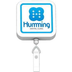 Promotional Retractable Badge Holders-BR101