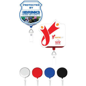 Promotional Retractable Badge Holders-BR102