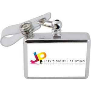 Promotional Retractable Badge Holders-BR104