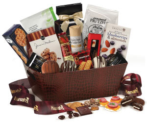 Promotional Gourmet Gifts/Baskets-CRH7001SB-Food