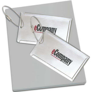 Luggage tag gift set.