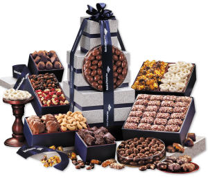 Promotional Gourmet Gifts/Baskets-SN897-Food