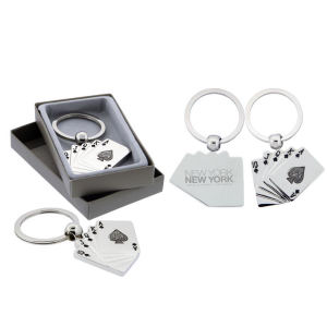 Promotional Metal Keychains-A7202