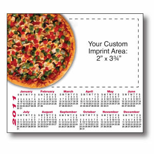 Promotional Magnetic Calendars-MAGNET-21014