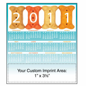 Promotional Magnetic Calendars-MAGNET-21115
