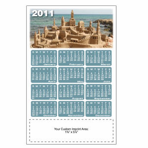 Promotional Magnetic Calendars-21301