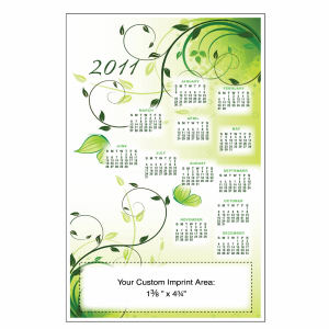 Promotional Magnetic Calendars-21303