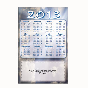 Promotional Magnetic Calendars-21304