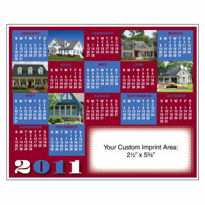 Promotional Magnetic Calendars-21401
