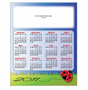 Promotional Magnetic Calendars-21402