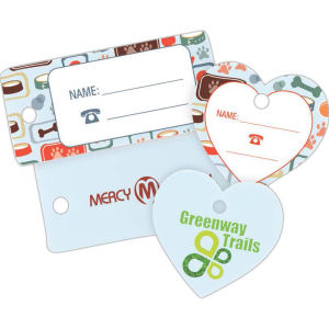 Promotional Dog Tags-