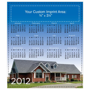 Promotional Magnetic Calendars-MAGNET-21120