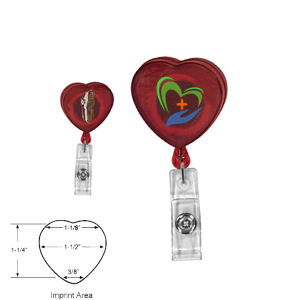 Promotional Retractable Badge Holders-80-42800