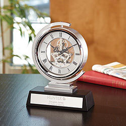 Promotional Desk Clocks-2945