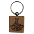 Promotional Wooden Key Tags-WDKY46