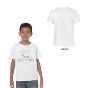 Basic youth tshirt made