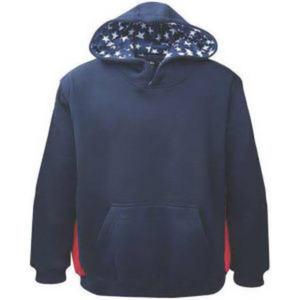 4XL - Men's hooded
