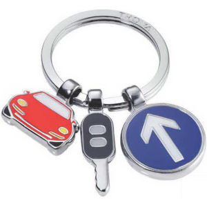 Promotional Metal Keychains-T-K1118S