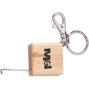 Promotional Wooden Key Tags-GF-617N