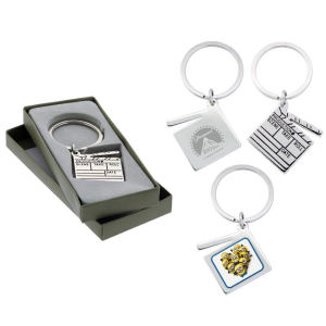 Promotional Metal Keychains-A7300