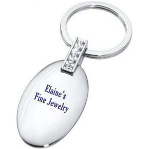 Promotional Metal Keychains-GM-6379