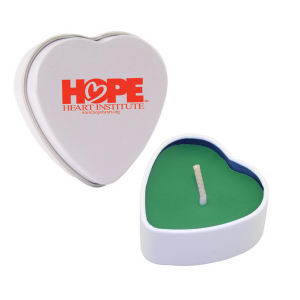 Promotional Candles-HTC01G-HEART