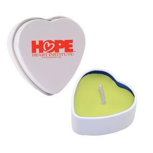 Promotional Candles-HTC01Y-HEART